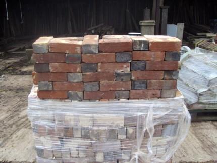Reclaimed Bricks West Sussex
