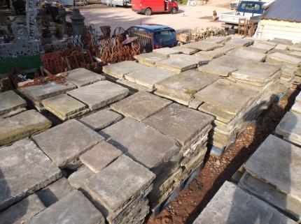 reclaimed york stone