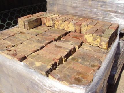 Reclaimed Bricks East Grinstead