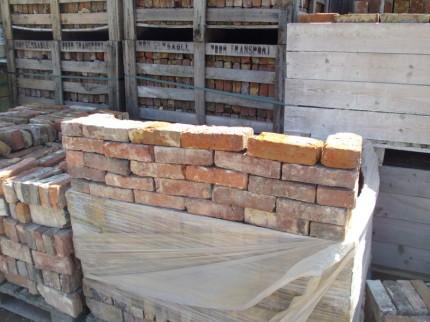 Reclaimed Bricks Lewes
