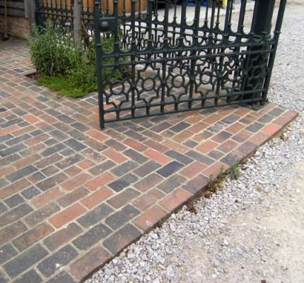 Reclaimed Bricks Croydon