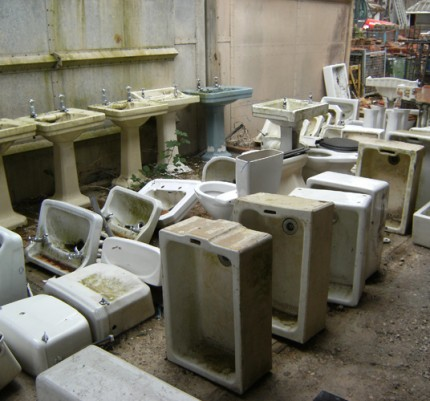 Antique Sanitary Ware for West Sussex