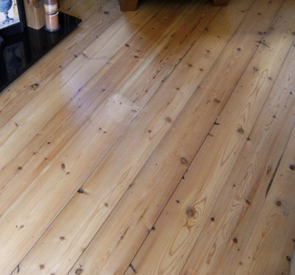Reclaimed Wooden Flooring for South London