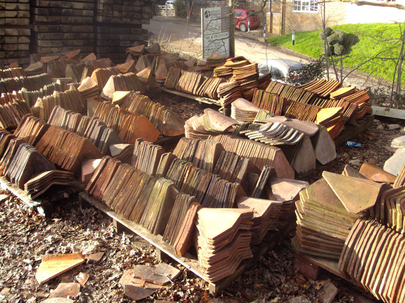 Reclaimed Roof Tiles East Grinstead Authentic Reclamation