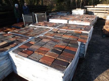 Reclaiemd Bricks Dorking