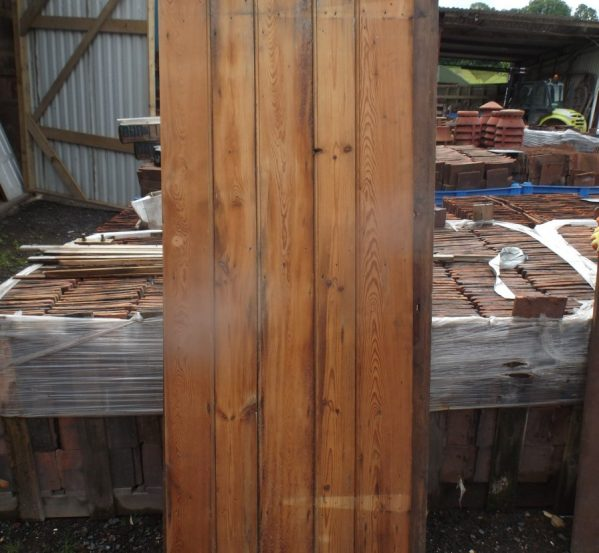 ledge and brace doors
