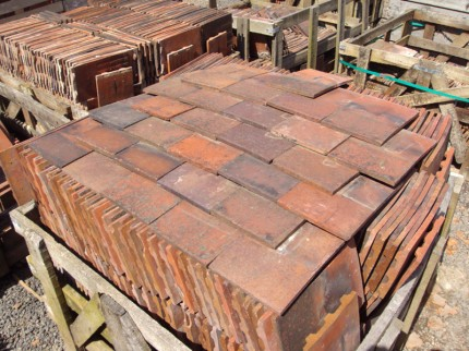 machine-made-roof-tiles Reclaimed Roof Tiles