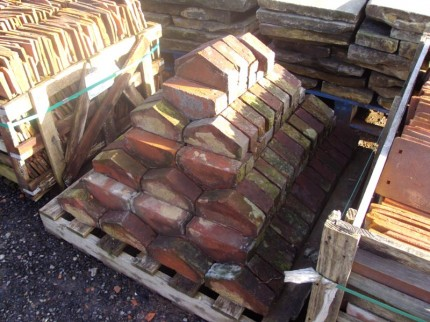 Reclaimed Stone Steps & Coping for Kent