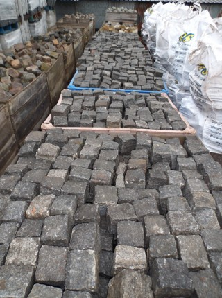 Reclaimed Cobbles and Setts for East Sussex