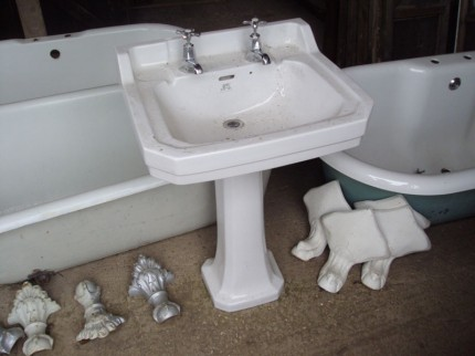 Antique Sanitary Ware for Kent