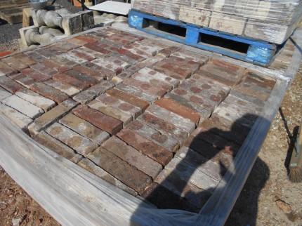 Reclaimed Bricks Haywards Heath