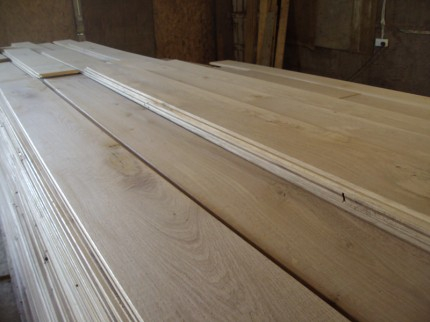 Reclaimed Wooden Flooring for West Sussex