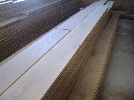 Reclaimed Wooden Flooring for East Sussex