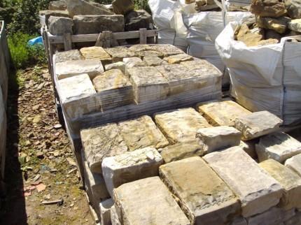 Reclaimed Walling Stone