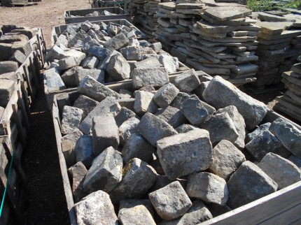 Reclaimed Cobbles and Setts for Surrey