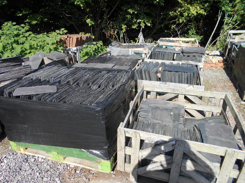 Reclaimed Roof Tiles For Brighton Authentic Reclamation