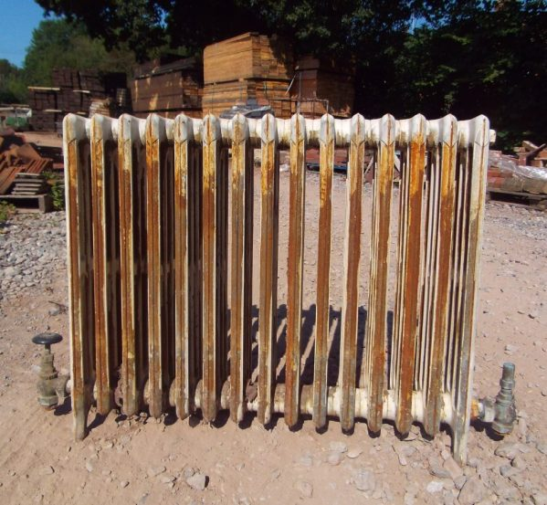 4 bar radiator