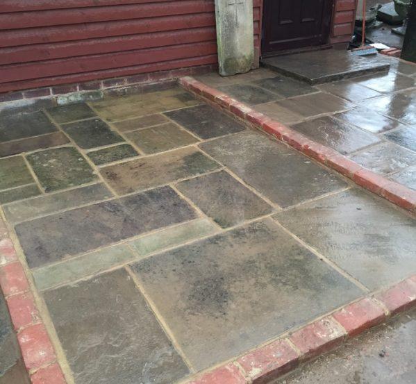 Reclaimed Standard Grade York Stone