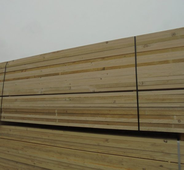 Reject 10' scaffold boards