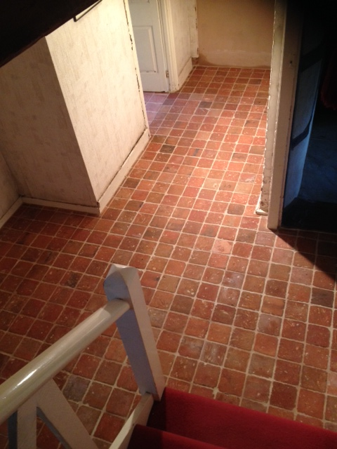 French floor tiles