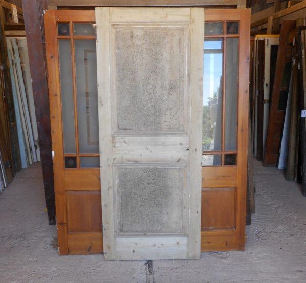 Panelled Wooden Reclaimed Door