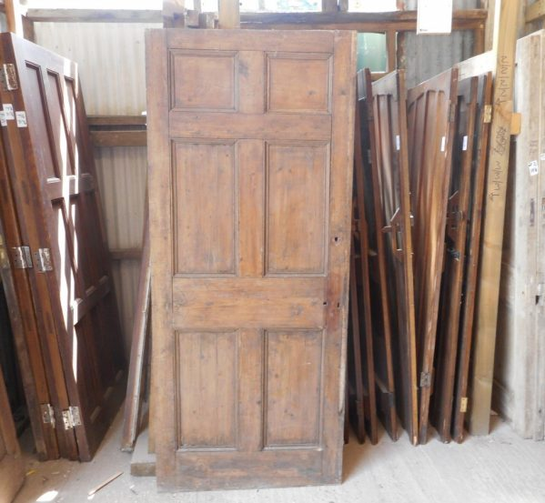 6 panel Georgian door