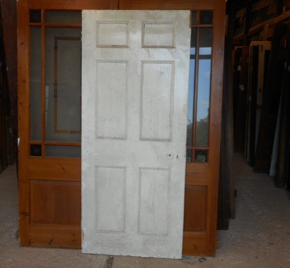 Georgian 6 panel door