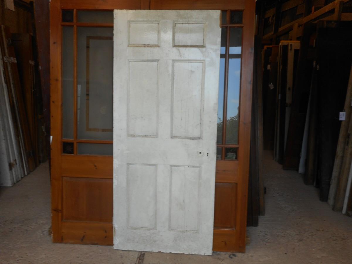 Georgian 6 panel door