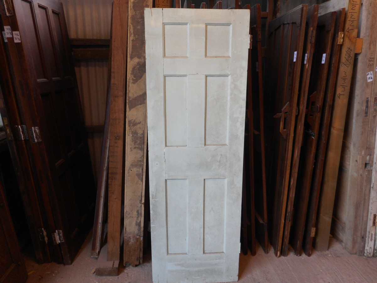 Georgian 6 panel doors