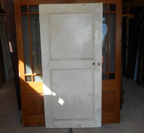 Georgian 2 panel reclaimed door