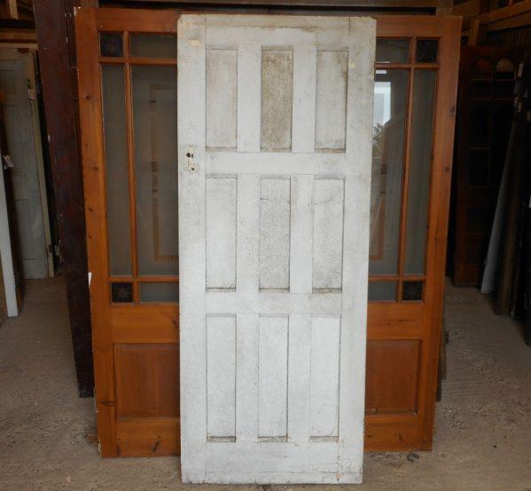 9 panel door