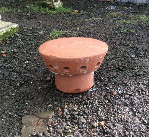 reclaimed pepper pot chimney cowl