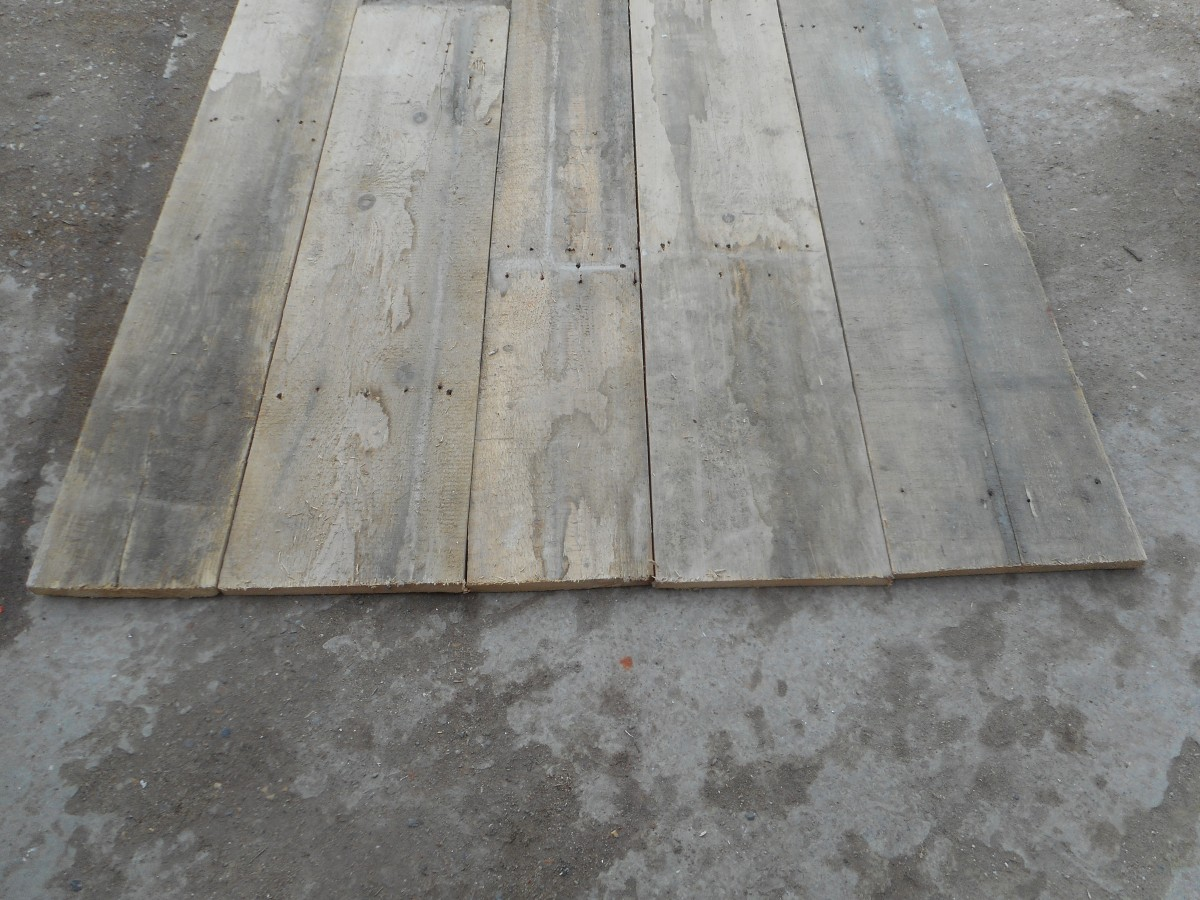 Serbian Pine Floorboards