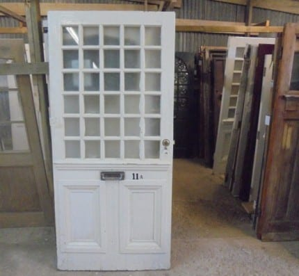 Large Stocks of Reclaimed Doors
