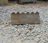 Reclaimed Ridge Tiles