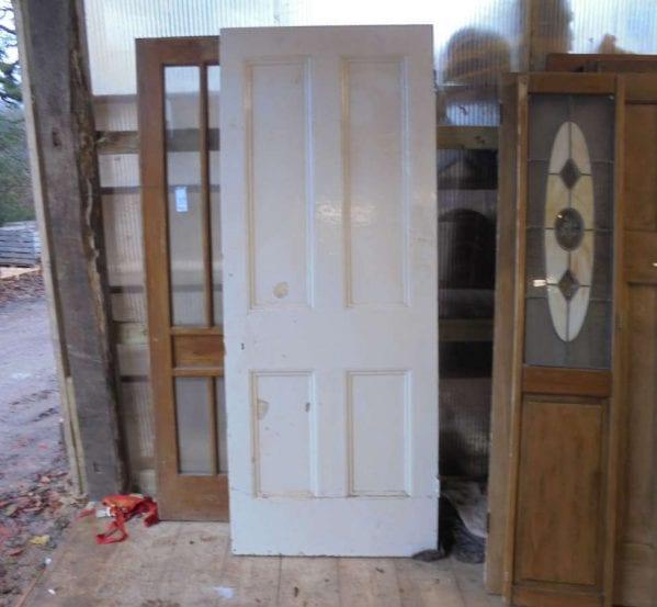 Reclaimed 4 Panel Doors