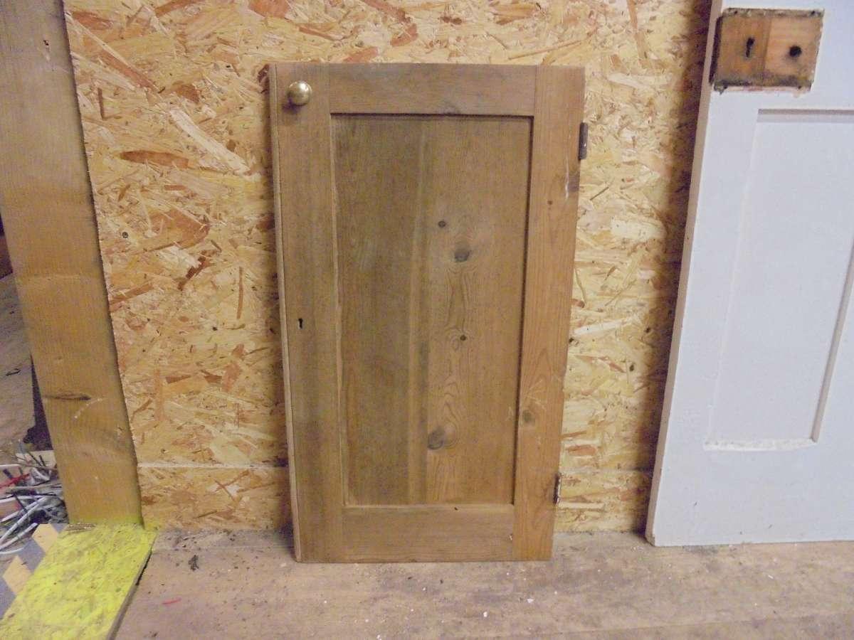 reclaimed small cupboard door
