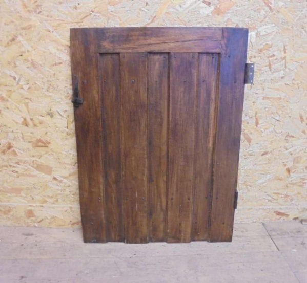 reclaimed ledge cupboard door