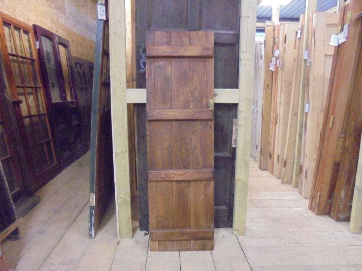 reclaimed antique style cupboard door