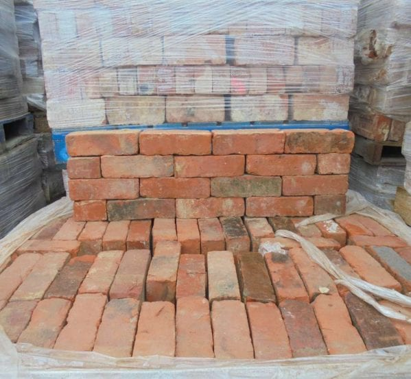 wire cut bricks