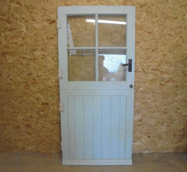 half glazed stable door