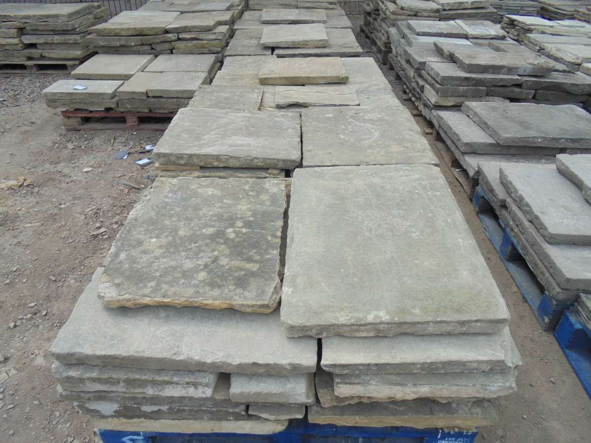 reclaimed york stone
