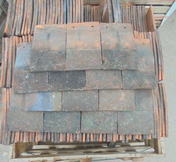 Reclaimed Handmade Kent Peg Tile
