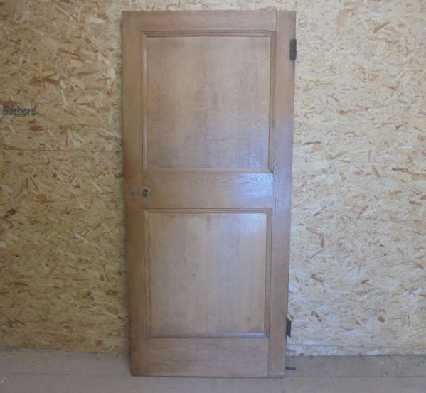 Reclaimed 1 Over 1 Oak Door