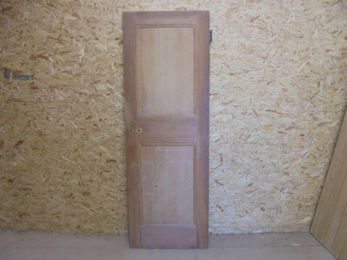 Reclaimed 1 Over 1 Oak Door