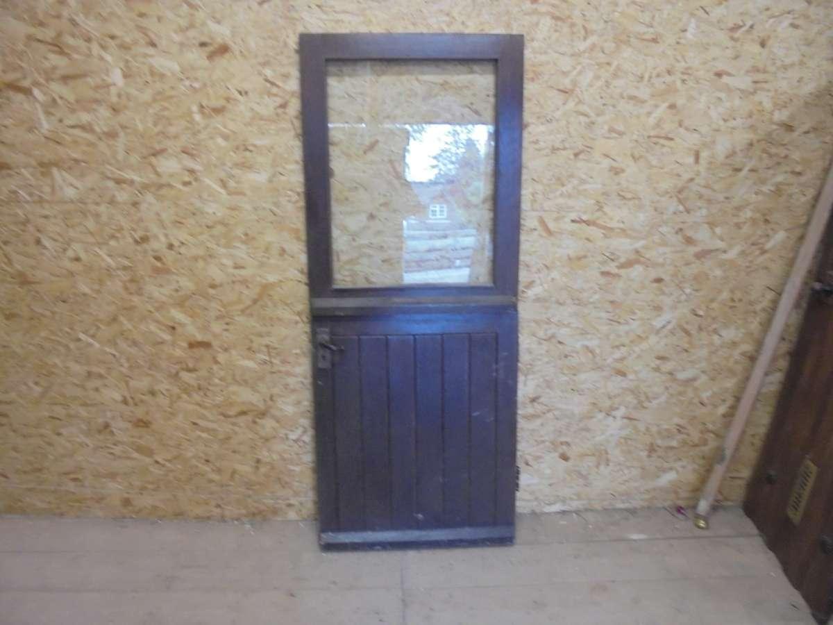 Reclaimed Half Glazed Stable Door