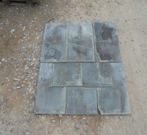 Reclaimed Roofing Slates