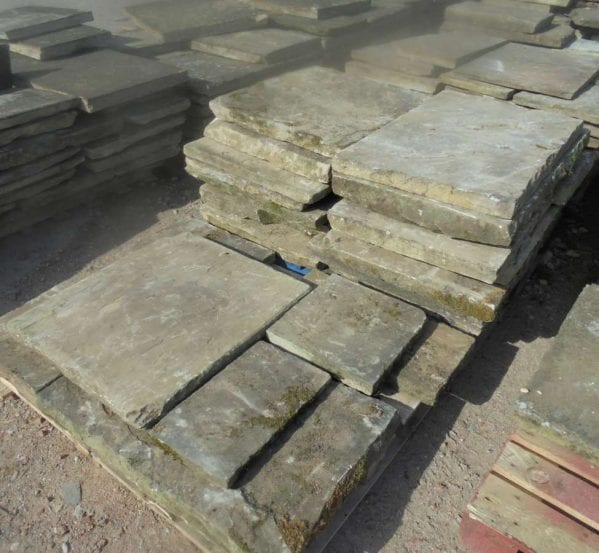 Reclaimed York Paving Stone