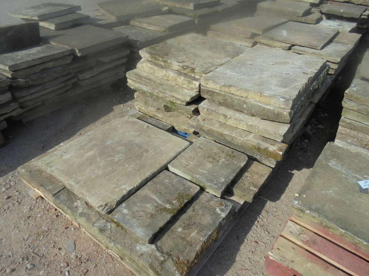 Reclaimed York Paving Stone