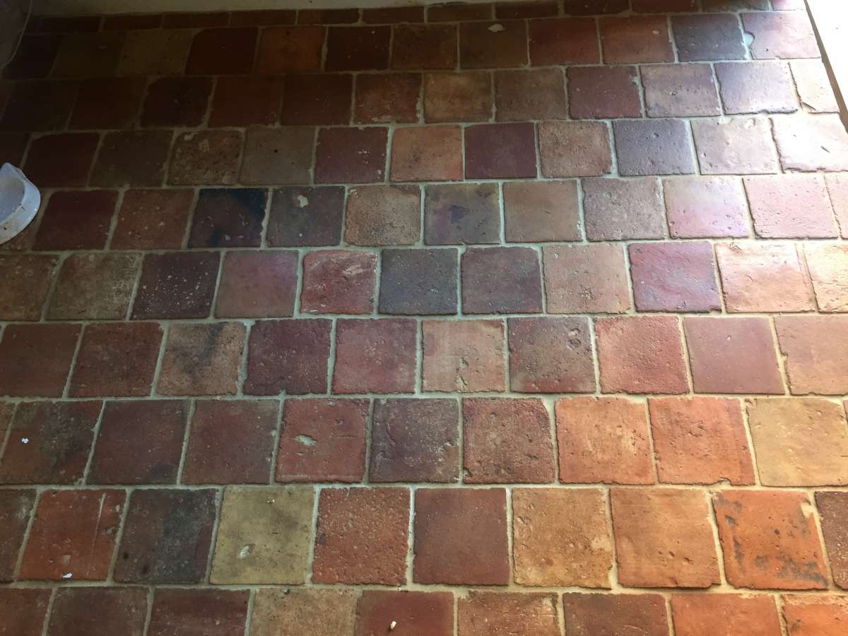 french floor tiles